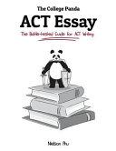 The College Panda s ACT Essay PDF