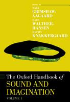 The Oxford Handbook of Sound and Imagination PDF