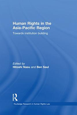 Human Rights in the Asia Pacific Region PDF