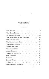 The King's Missive: And Other Poems