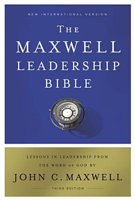 NIV  Maxwell Leadership Bible  3rd Edition  Ebook