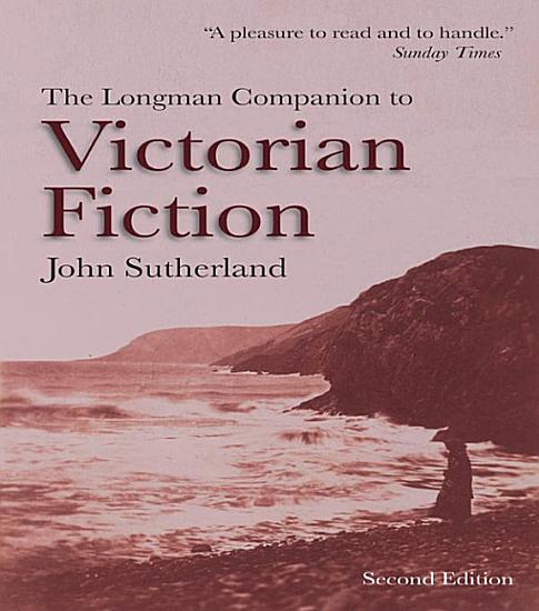 The Longman Companion to Victorian Fiction PDF