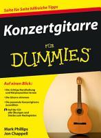 Konzertgitarre f  r Dummies PDF