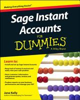 Sage Instant Accounts For Dummies PDF