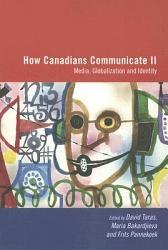 How Canadians Communicate Ii Book PDF