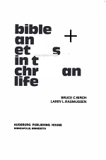 Bible and Ethics in the Christian Life