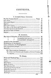Luther's Small Catechism: With Additions, Including the Augsburg Confession. Tr. from the Original German