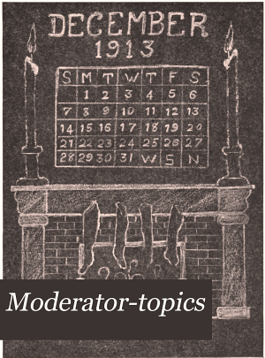 Moderator-topics