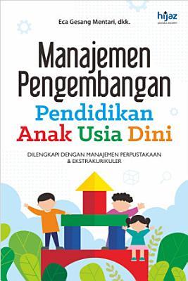 Manajemen Pengembangan Pendidikan Anak Usia Dini PDF