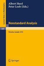 Victoria Symposium on Nonstandard Analysis