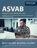 ASVAB Practice Test Book 2020-2021