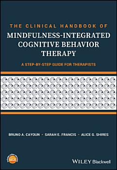 The Clinical Handbook of Mindfulness integrated Cognitive Behavior Therapy PDF