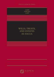 Wills Trusts And Estates In Focus Book PDF