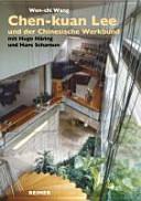 Chen kuan Lee  1914 2003  und der Chinesische Werkbund PDF