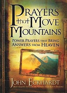 Prayers That Move Mountains Book