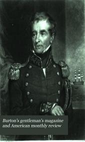 Burton's Gentleman's Magazine and American Monthly Review: Volume 2
