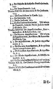 Candidatus jurisprudentiae sacrae, seu jus canonicum secundum Gregorii IX. decretalium titulos explanatum. Ed. II: Volume 2