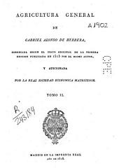 Agricultura general: Volumen 2