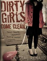 Dirty Girls Come Clean PDF