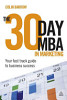 The 30 Day Mba In Marketing