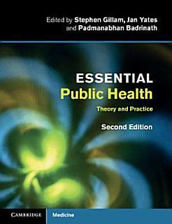 Essential Public Health Book