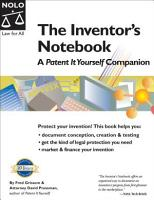 The Inventor s Notebook PDF
