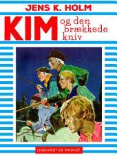 Kim og den brækkede kniv: Bind 24