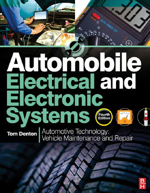Automobile Electrical and Electronic Systems PDF