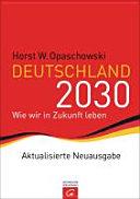 Deutschland 2030 PDF