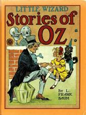 Little Wizard Stories of Oz (Illustrated Edition)