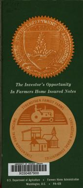 The Investor's Opportunity in Farmers Home Insured Notes