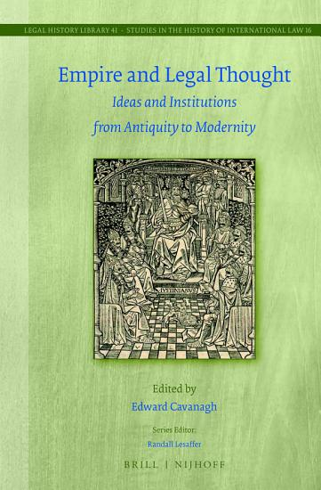 Empire and Legal Thought PDF