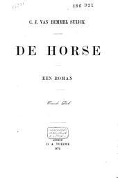 De Horse: een roman, Volume 2