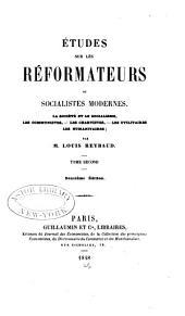 La sociéte et le socialisme. Les communistes. Les chartistes. Les utilitaries. Les humanitaires