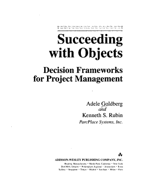 Succeeding with Objects PDF