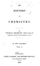 The history of chemistry: Volumes 1-2