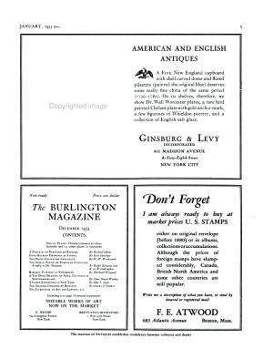 Antiques PDF