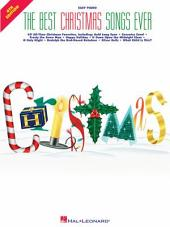 The Best Christmas Songs Ever Easy Piano Songbook: Edition 5