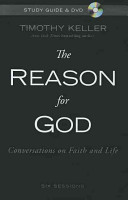 The Reason for God Study Guide with DVD