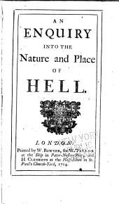 An Enquiry Into the Nature and Place of Hell