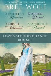 Love's Second Chance Series: Box Set One (Novels 1 - 4)
