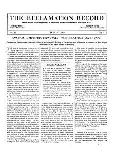 New Reclamation Era PDF