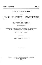 Annual Report: Volume 8