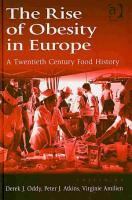 The Rise of Obesity in Europe PDF