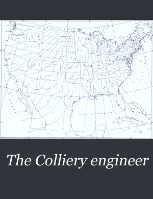 The Colliery Engineer PDF