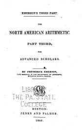 The North American Arithemetic: Part third for advanced scholars, Part 3