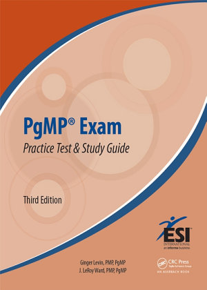 PgMP Exam Practice Test and Study Guide PDF