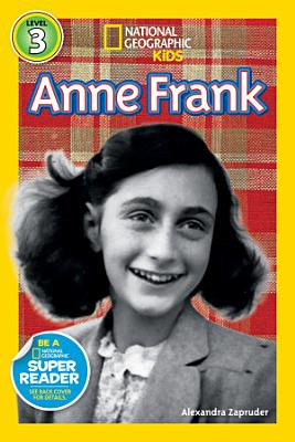 National Geographic Readers  Anne Frank