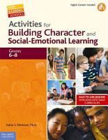 Activities for Building Character and Social Emotional Learning PDF