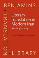 Literary Translation in Modern Iran PDF